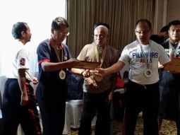 Awarding of Special Persons