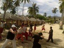 1 Week Training at Palawan beach