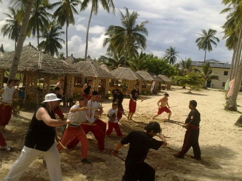 1 Week Training at Palawan beach